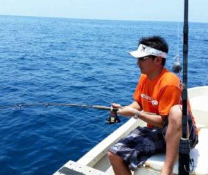 釣り船(乗合プラン)