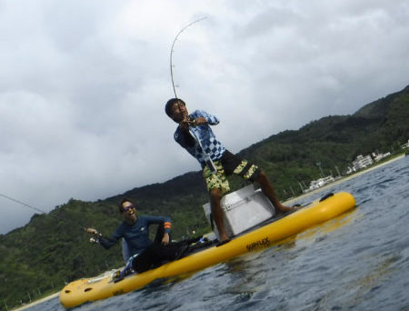 メガサップフィッシング(釣り)