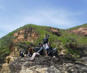無人島へ行こう!SUPクルージング+シュノーケリング