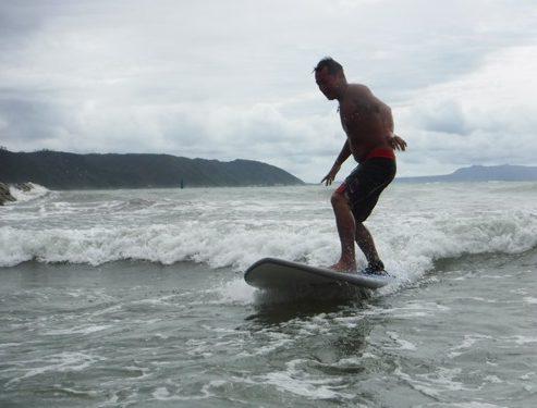 サップサーフィン体験