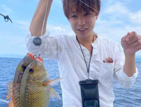 沖縄の海釣り・船釣り体験